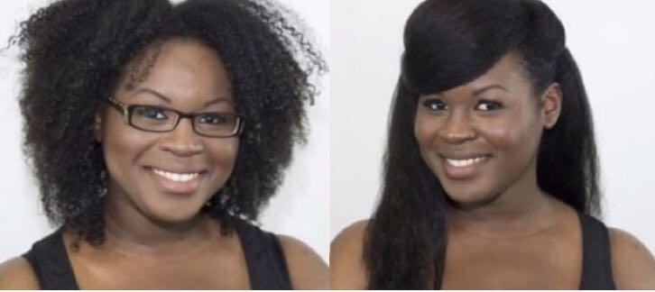 6 Ways To Stretch Straighten Natural Hair Without Using Heat