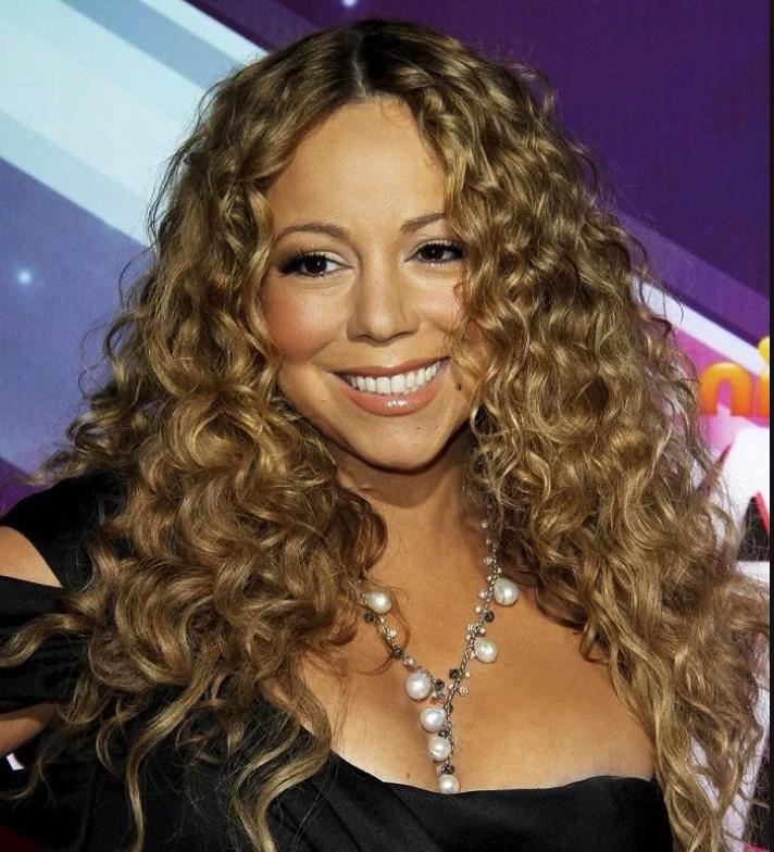 25+ Mariah Carey Natural Hair  Pics