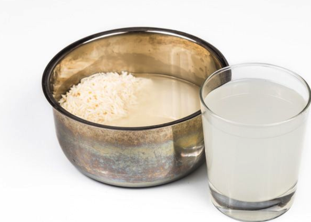 How To Use Rice Water For Natural Hair Growth Black And